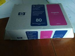 Tusz HP 80 do 1050c magenta