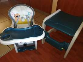 3 in one baby HighChair