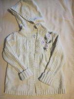 sweterek h&m 110/116 dziewczynka