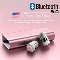 Беспроводные наушники K6 Pearl - водозащита / Bluetooth 5.0 / 2400mA