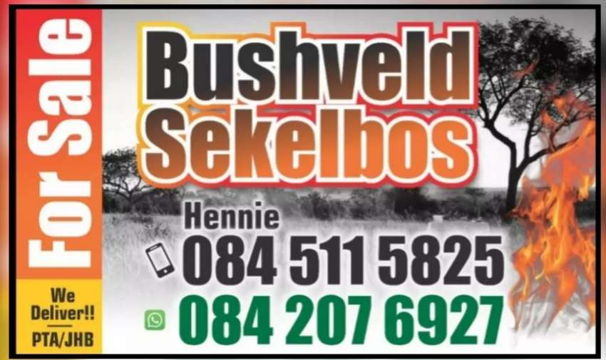 Sekelbos wood for sale 0