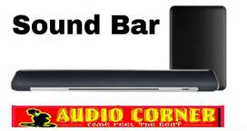 Ar Sound Bar With Bluetooth Clean Sound