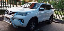 2018 Model Toyota Fortuner 2.4 GD 6 Diesel