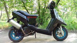 скутер мопед
