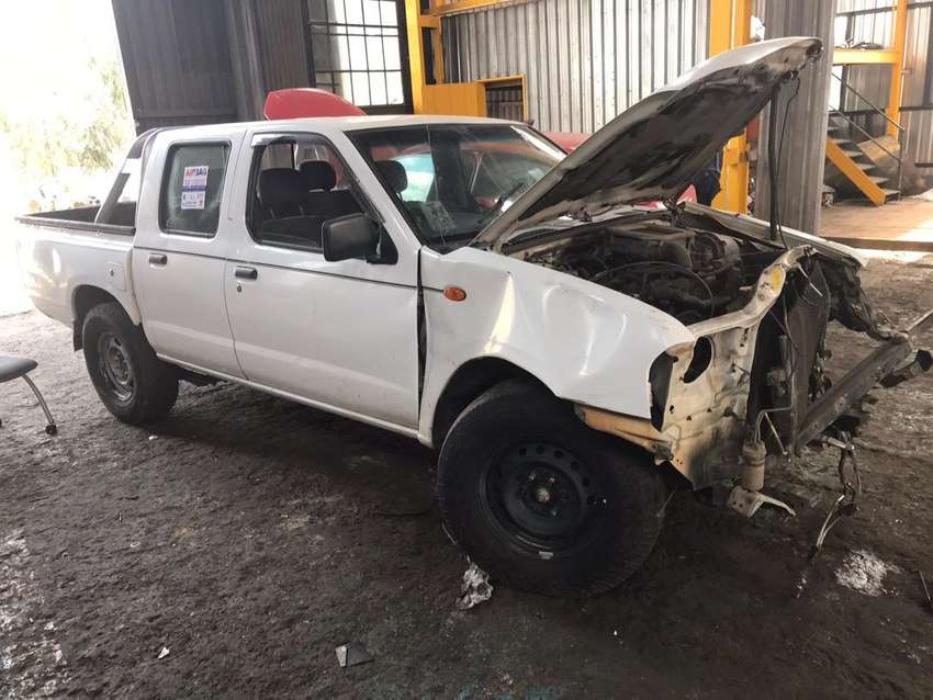 We buy accident damaged bakkies for cash