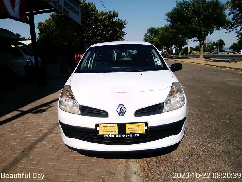 Renault Clio 3 Dynamic 0