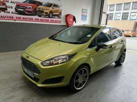 Ford Fiesta 1.4 Ambient