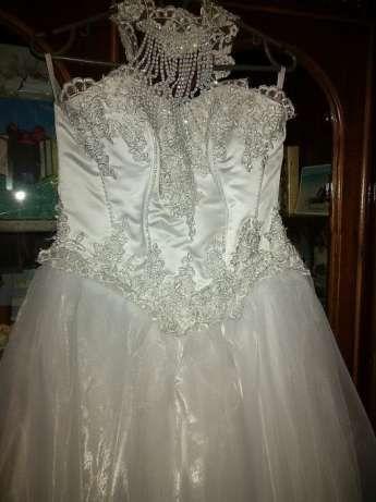 Свадебное платье. Днепр - изображение 7