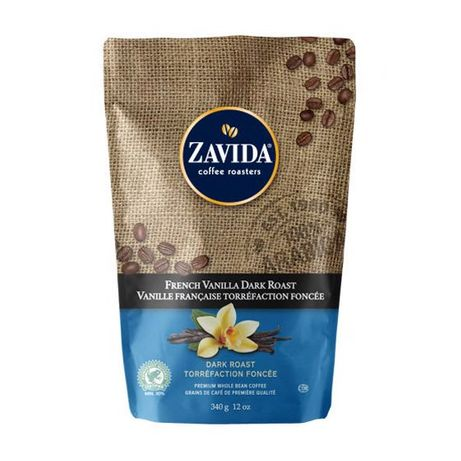 Кофе Zavida French Vanilla Dark
