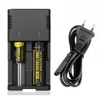 Универсальное зарядное устройство Hong Dong i2 сеть + Micro USB 18650
