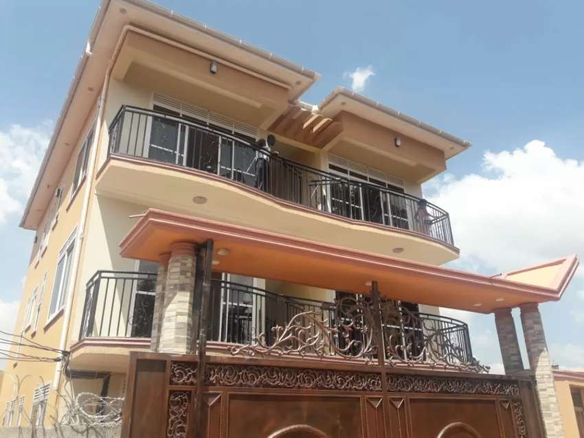 Located in Kyanja;  1 bedroom apartments for rent 0