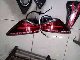Toyota Fortuner Left And Right Tail light /Back light