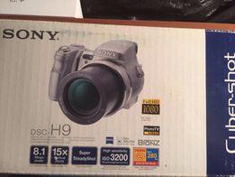 Фотоаппарат Sony Dsd H9