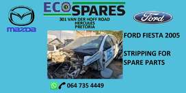 Ford fiesta 1.4 duratech stripping for spares