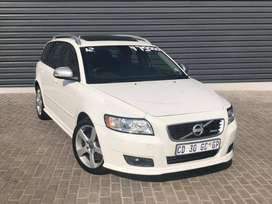 2012 Volvo V50 T5 For Sale