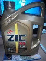 Моторное масло zic x9 5w-40