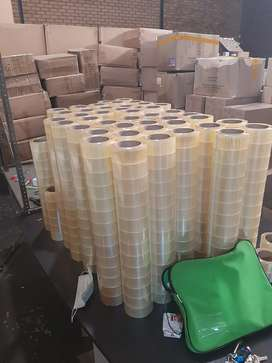Clear Sellotapes for sale R12 each