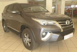 Toyota Fortuner 2.8 GD-6 RB 6AT