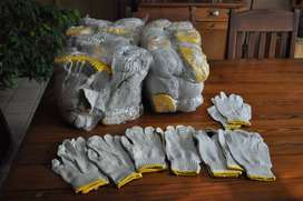 Cotton Knitted Gloves R100 for 35 Pairs