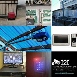 Home alarms, Cctv systems, automation and intercoms