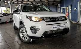 2016 Land Rover Discovery Sport 2.2 SD4