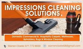 Carpet Solution Cleaning