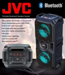 Jvc portable Bluetooth speaker system