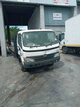 Toyota Dyna 8145 stripping for spares
