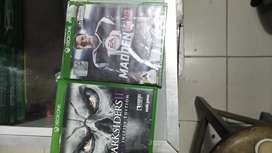 Xbox one darksiders 2+madern 8