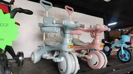 2 in 1 Tricycle For Kids Selling @ R1250