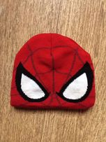 Детская шапка шапочка Spider Man,Marvel 1-2 года