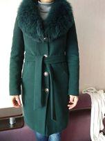 Пальто тепле для осені і зими