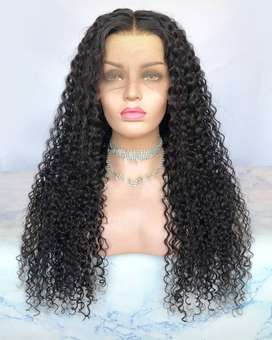 BEAUTUIFUL FRONT AND FULL LACE WIGS AVAILABLE FOR SALE