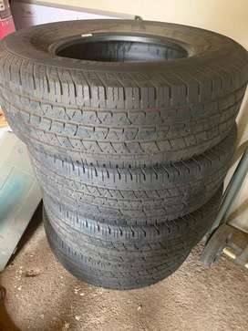 Continental 255/70 R16 - LX 111T Tyres For Sale!