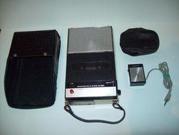 Магнитофон магнитола Sanyo m-48m M-2822H Япония винтаж