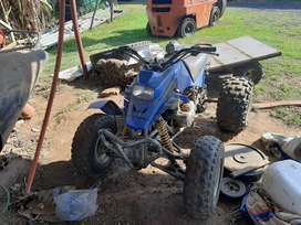 I'm selling a barossa 160cc 4wheeler with a trailer