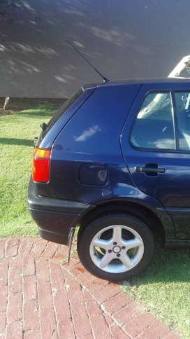 Golf 3 1997 good  condition and very clean