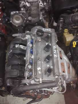 Toyota yaris 2NZ engine for sale