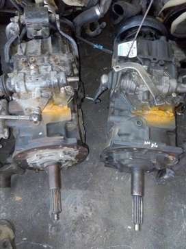 Dyan gearbox 5 speed