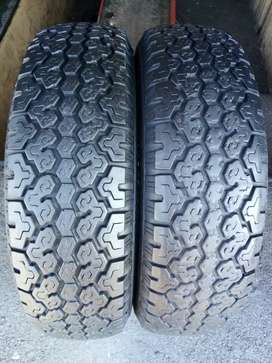 215/R15C Dunlop tyres available for sale