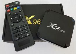 X96 mini Android 7.1 Smart TV Box 4K Amlogic S905W 2/16 GB. Магазин.