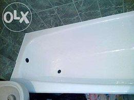 Реставрация и ремонт ванн,душевых поддонов Коростень,Малин.