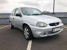 2006 Opel Corsa Lite Sport 1.4In very good condition full service hist