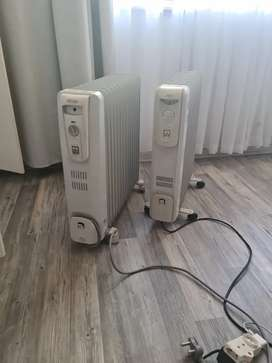 Oil heaters