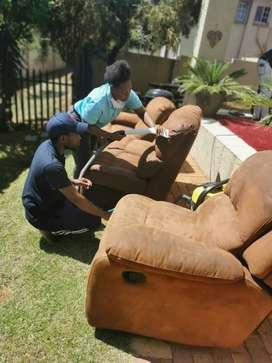 couch deep cleaning
