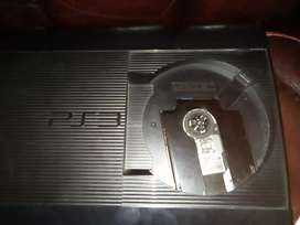 Play station 3 hardly used but immaculate condition