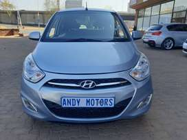 Tested and Certified used 2014 Hyundai i10 in excellent condition