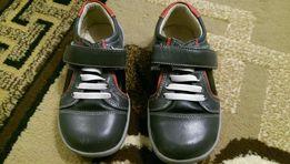 Кожаные туфельки Seekairun
