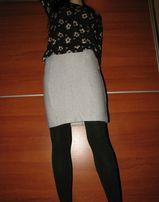 Мини юбка reserved на резинке,новая,размер S