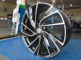 19 inch VW Golf 8 Mags